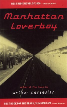 Cover image for Manhattan Loverboy