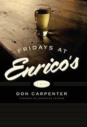 Fridays at Enrico's : a novel cover image