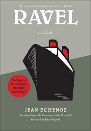 Ravel : a novel cover image