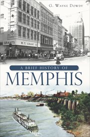 A brief history of Memphis cover image