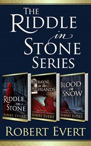 The riddle in stone trilogy cover image
