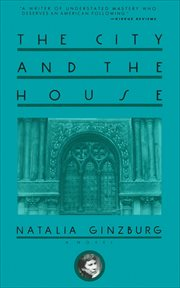 The city and the house cover image