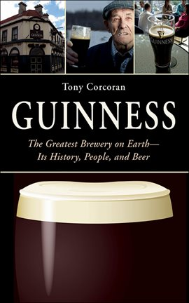 Guinness by Tony Corcoran, book cover