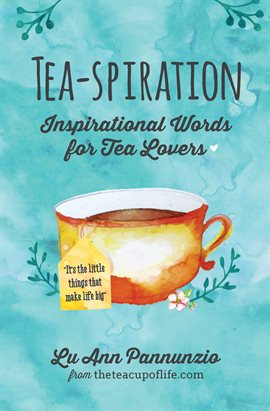 Cover image for Tea-spiration