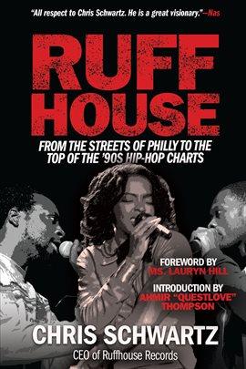 Cover image for Ruffhouse