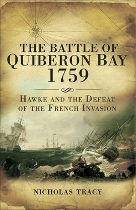 Cover image for The Battle of Quiberon Bay, 1759