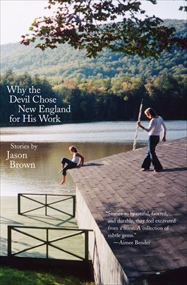 Cover image for Why the Devil Chose New England for His Work