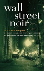 Wall street noir cover image