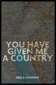 You have given me a country cover image