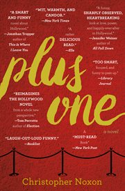 Plus One : a novel cover image