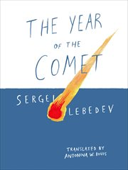 The year of the comet cover image