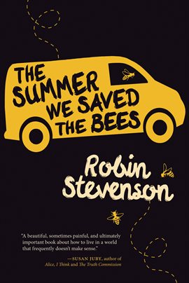 summer we saved the bees cover