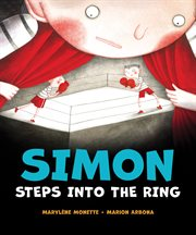 Simon steps into the ring cover image