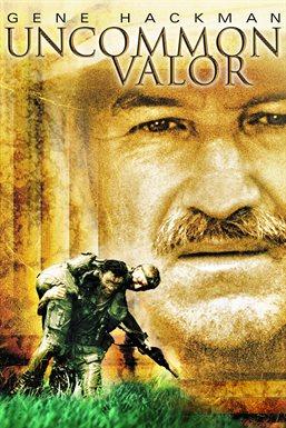 Uncommon Valor / Gene Hackman