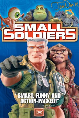 Small Soldiers / Kirsten Dunst