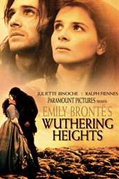 Emily Brontë's Wuthering Heights cover image