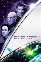 Star trek : generations cover image