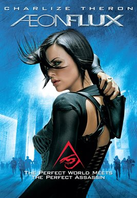 Cover image for Aeon Flux