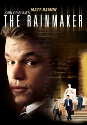 John Grisham's The rainmaker cover image