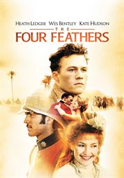 The four feathers cover image