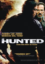 The hunted cover image