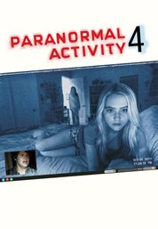 Paranormal activity 4 cover image