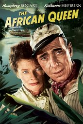 The African Queen cover image