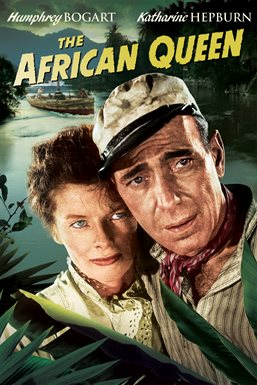 The African Queen / Humphrey Bogart