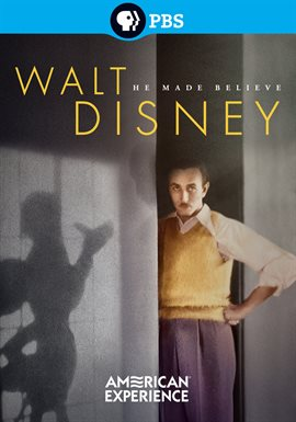 Cover image for American Experience: Walt Disney
