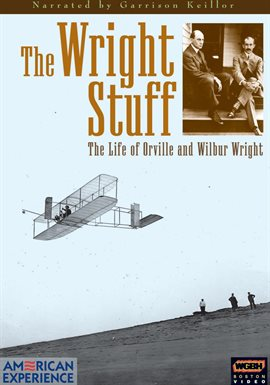 American Experience: The Wright Stuff /