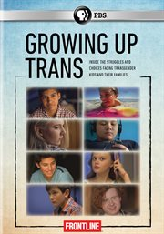 Growing up trans cover image