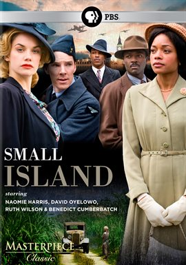 Masterpiece: Small Island / Benedict Cumberbatch