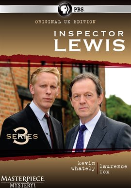 Inspector Lewis 3 / Kevin Whately