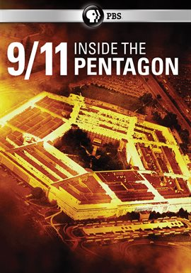 Cover image for 9/11 Inside the Pentagon