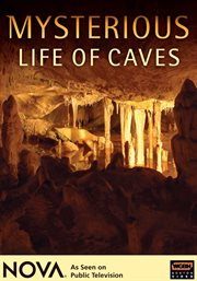 Mysterious life of caves cover image