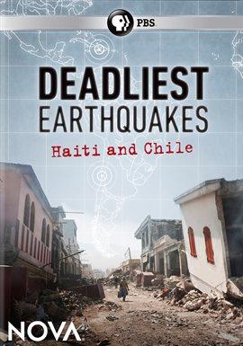 Terremotos más mortales, portada del libro