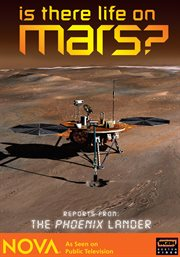 Is there life on Mars? cover image