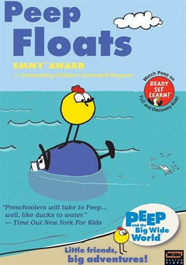 Peep and the Big Wide World: Peep Floats /