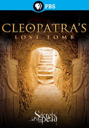 Cleopatra's lost tomb cover image