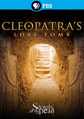 Cover image for Cleopatra's Lost Tomb