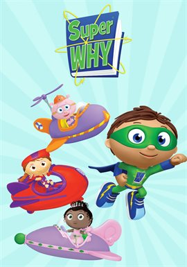 Super WHY! - Season 5 /