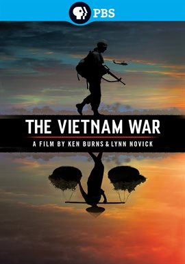 Cover image for The Vietnam War: A Film by Ken Burns and Lynn Novick