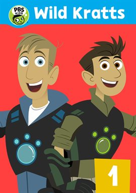 Cover image for Wild Kratts