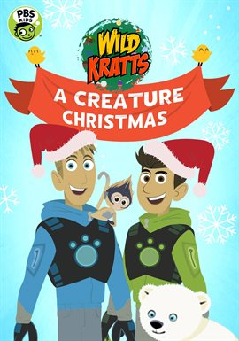 Cover image for A Creature Christmas