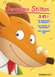 Geronimo Stilton 3 in 1. #1 cover image