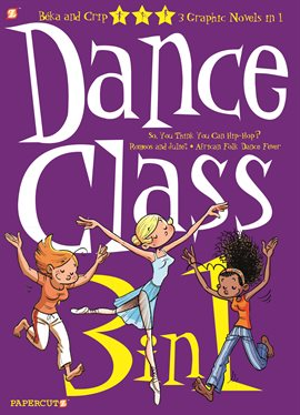 Cover image for Dance Class 3 in 1 Vol. 1