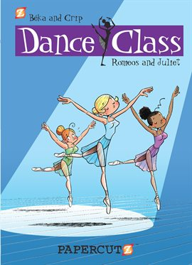 Cover image for Dance Class Vol. 2: Romeo & Juliet