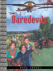 Daredevils Cascade Mountain railroad mysteries cover image