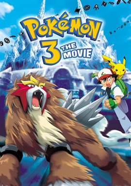 Cover image for Pokémon 3