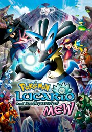 Lucario and the mystery of Mew cover image